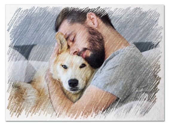 Собака для мужчины во сне