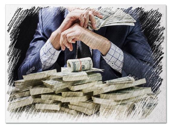 Большие деньги во сне