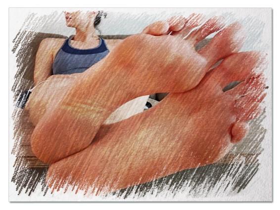 Большие ноги во сне