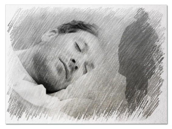 Умерший дедушка во сне