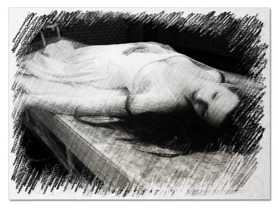 Умерший умирает во сне