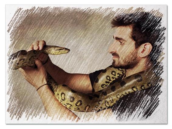 Змея мужчине во сне